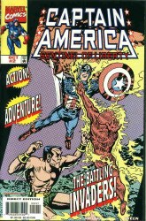 CAPTAIN AMERICA SENTINEL OF LIBERTY #2 NM CVR A