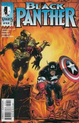 BLACK PANTHER (1998) #12 NM-
