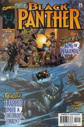 BLACK PANTHER (1998) #14 NM-