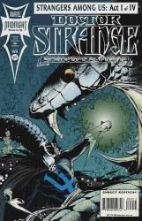 DOCTOR STRANGE (1988) #64 NM-