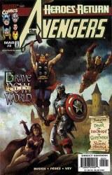 AVENGERS (1997) #02B NM