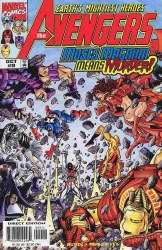 AVENGERS (1997) #09 NM