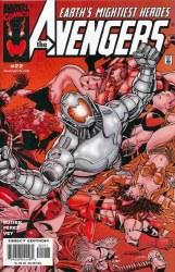 AVENGERS (1997) #22 NM