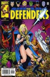 DEFENDERS (2001) #02 CVR B