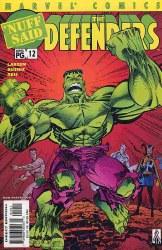 DEFENDERS (2001) #12