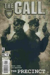CALL OF DUTY THE PRECINCT #1 NM