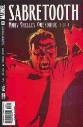 SABRETOOTH: MARY SHELLEY OVERDRIVE #3