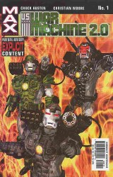 U.S. WAR MACHINE 2.0 #1