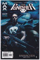 PUNISHER MAX #31 NM+