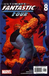 ULTIMATE FANTASTIC FOUR #08