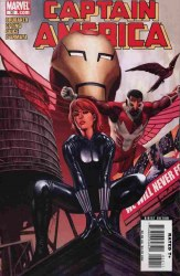 CAPTAIN AMERICA (2004) #32 NM-