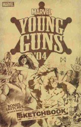 YOUNG GUNS 2004 SKETCHBOOK #