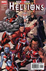 NEW X-MEN HELLIONS #1