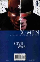 CIVIL WAR X-MEN #1