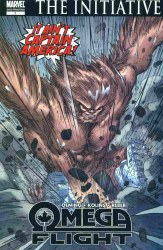 OMEGA FLIGHT 2ND PRINT #1