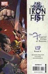 IMMORTAL IRON FIST #11