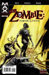ZOMBIE SIMON GARTH #1