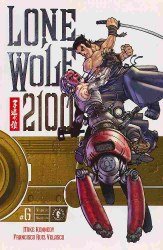 LONE WOLF 2100 #6