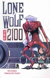 LONE WOLF 2100 #7