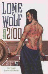 LONE WOLF 2100 #8