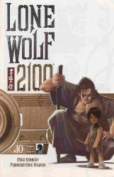 LONE WOLF 2100 #10