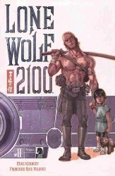 LONE WOLF 2100 #11