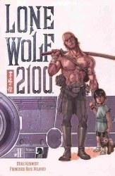 LONE WOLF 2100 #11