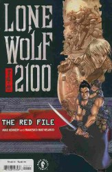 LONE WOLF 2100 RED FILES #