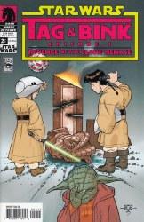 STAR WARS TAG AND BINK II #2