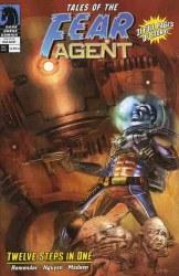 TALES OF THE FEAR AGENT 12 STEPS IN ONE #