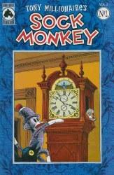 TONY MILLIONAIRE SOCK MONKEY #2 VOL. 2