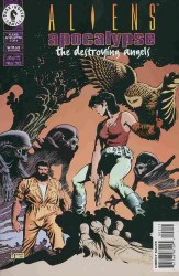 ALIENS APOCALYPSE THE DESTROYING ANGELS #2