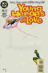 YOUNG HEROES IN LOVE #4 NM