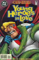 YOUNG HEROES IN LOVE #5 NM