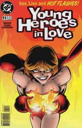 YOUNG HEROES IN LOVE #11 NM