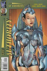 AUTHORITY (1999) #23