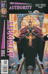 AUTHORITY (1999) #24