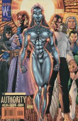 AUTHORITY (1999) #29