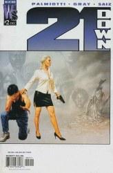 21 DOWN #2 NM