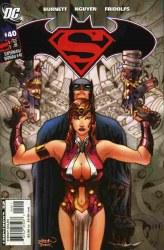 SUPERMAN BATMAN #40
