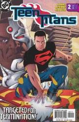TEEN TITANS (2003) #02