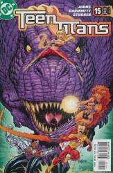 TEEN TITANS (2003) #15