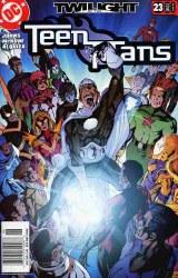 TEEN TITANS (2003) #23