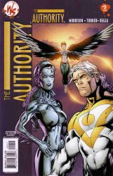 AUTHORITY (2003) #09