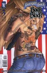 DANGER GIRL BACK IN BLACK #3