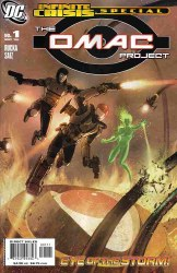 OMAC PROJECT INFINITE CRISIS SPECIAL #