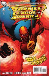 JUSTICE LEAGUE OF AMERICA VARIANT EDITION #2