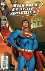 JUSTICE LEAGUE OF AMERICA VARIANT EDITION #3