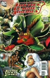 JUSTICE LEAGUE OF AMERICA VARIANT EDITION #9