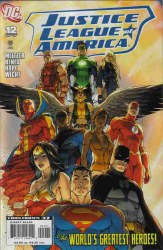 JUSTICE LEAGUE OF AMERICA VARIANT EDITION #12